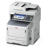 OKI MPS5502mb Laser Multifunction Printer