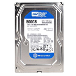 Western Digital 500GB SATA III